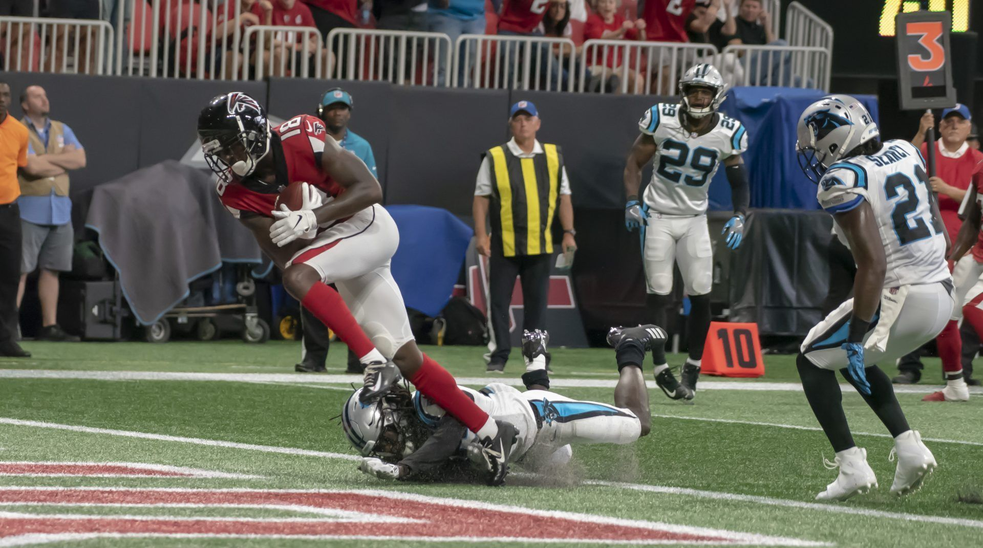Falcons Control The Controllable With Images Falcons Red Zone Atlanta Falcons