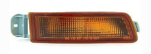 1997 Toyota Avalon Right Passenger Side Front Signal Light Assembly In The Bumper To2531123