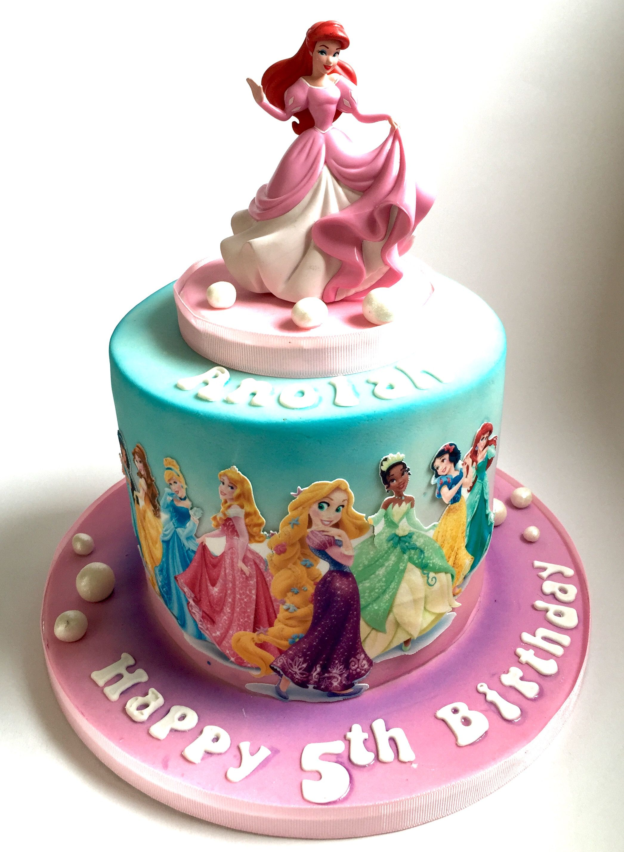Best Disney Princess Cakes