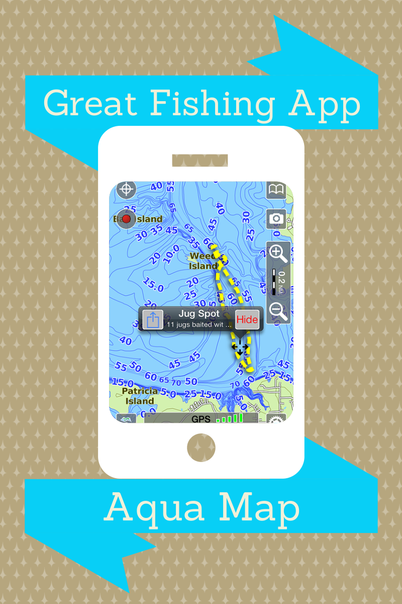fishing app tracks fishing spots tigerjugz catfish jug