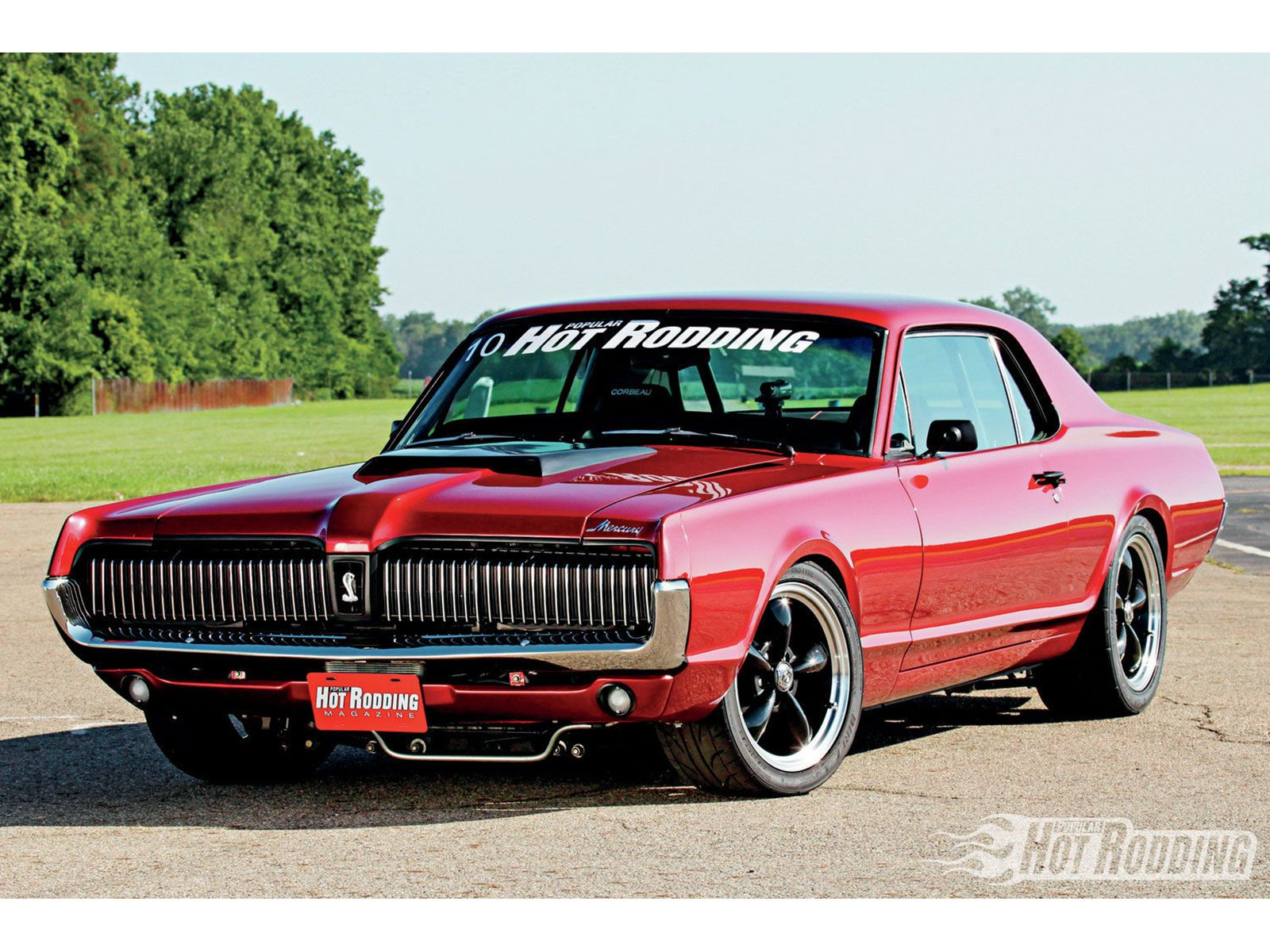 68 Mercury Cougar Pro Touring | Ford Mustang & Shelby | Pinterest ...