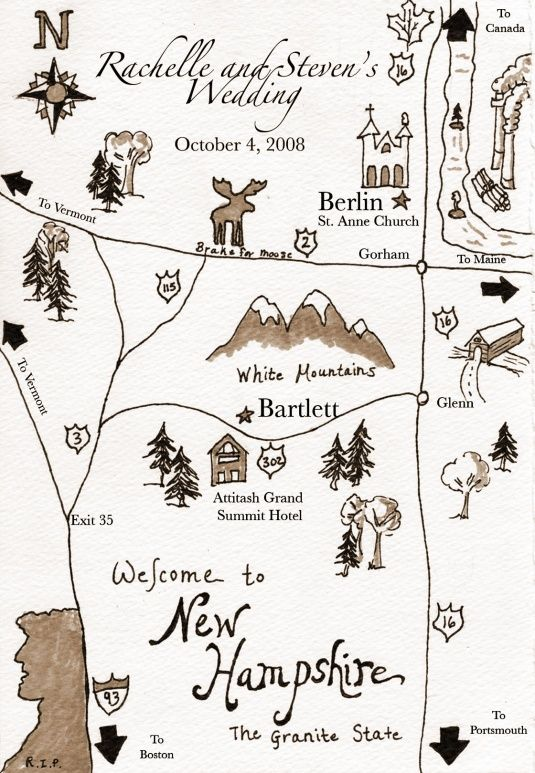 i want a map like this. | i love weddings! | pinterest | wedding, Wedding invitations