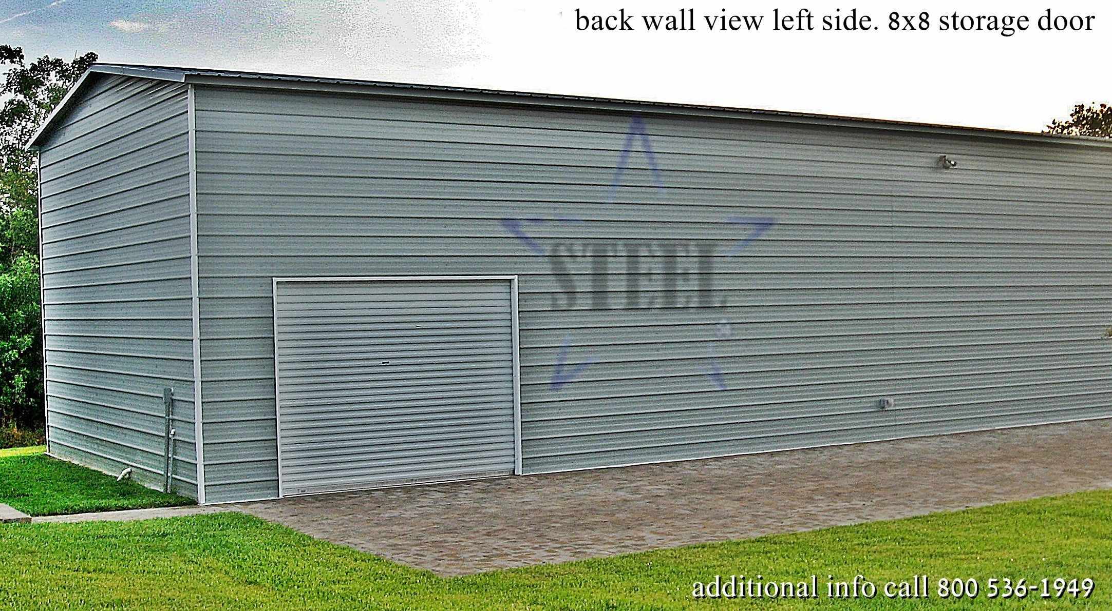 low cost metal garage - call 1-800-536-1949 for quote | Low Cost ...
