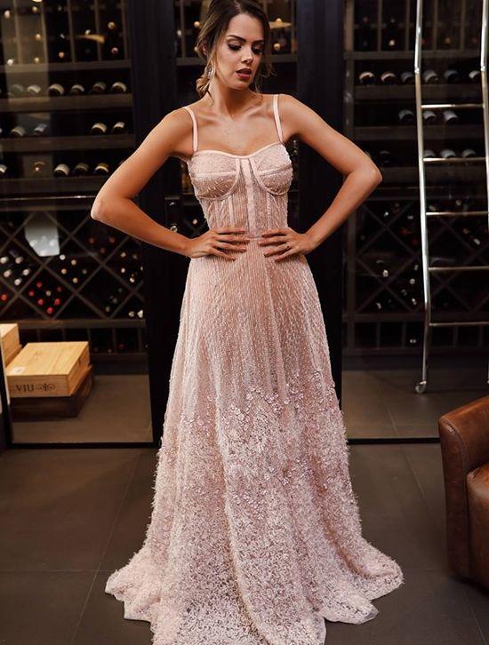 10 vestidos longos para convidadas de casamentos e