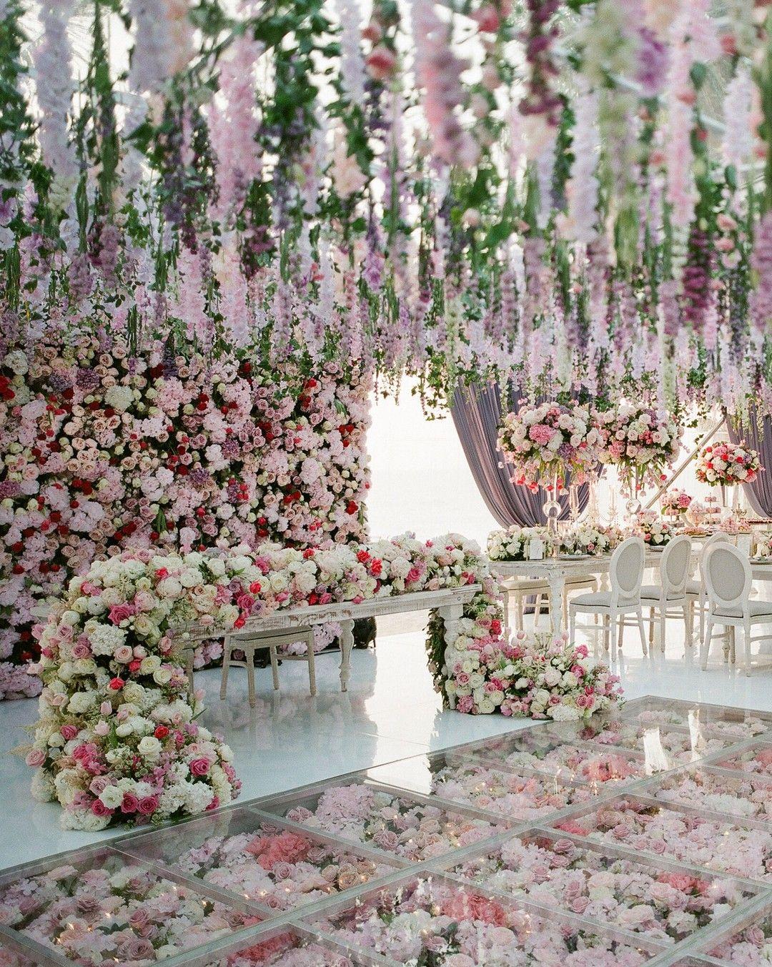 احدث وارقى ديكورات صالات الاعراس تصاميم خيالية فخمة The Most Luxurious Wedding Decorations Wedding Decor Inspiration Wedding Decorations Wedding