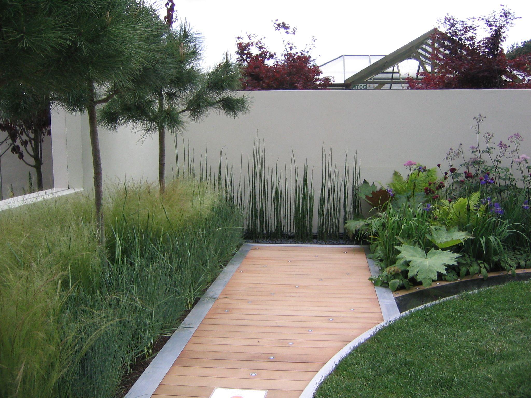 Chelsea Flower Show Garden Design Landscaping Inspiration Modern Garden