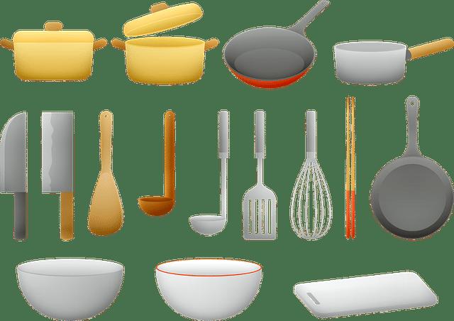 List Of Kitchen Items 19 Essential Kitchen Utensils And Equipment