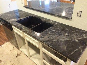 Kitchen - Arabian Nights Granite