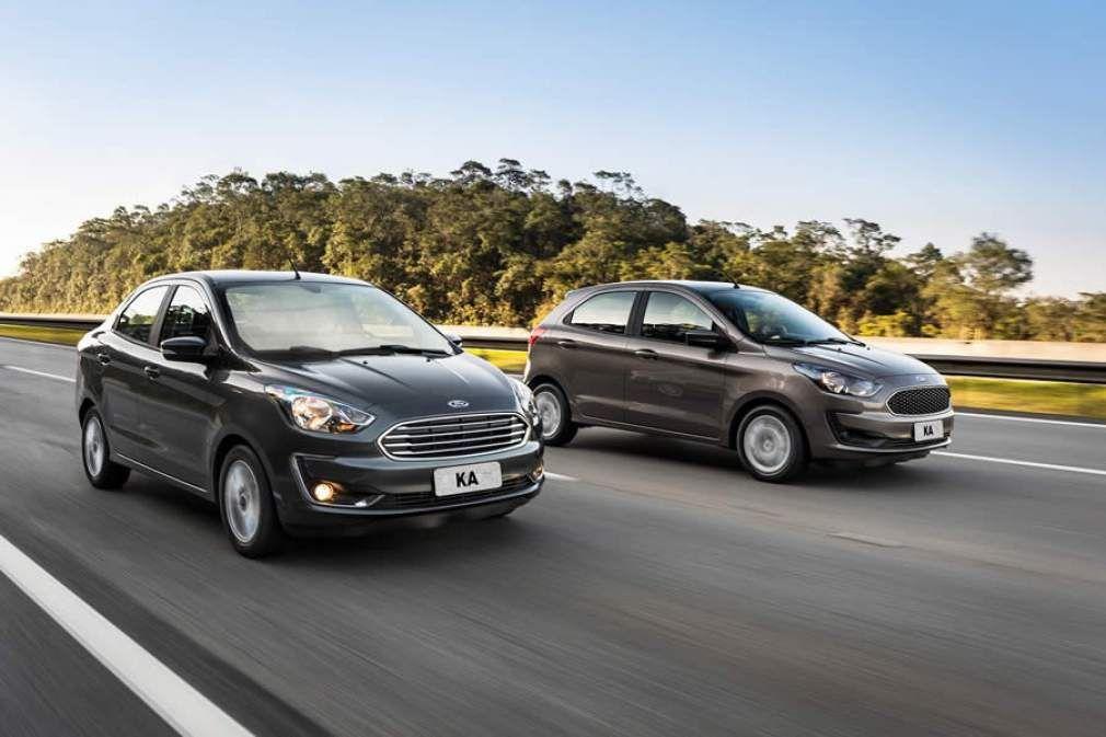 O Ford Ka Foi O Segundo Carro Mais Vendido Do Mercado Brasileiro Em Janeiro Mantendo A Posicao Conquistada Em 2019 Quando Em 2020 Carro Mais Vendido Piloto Automatico