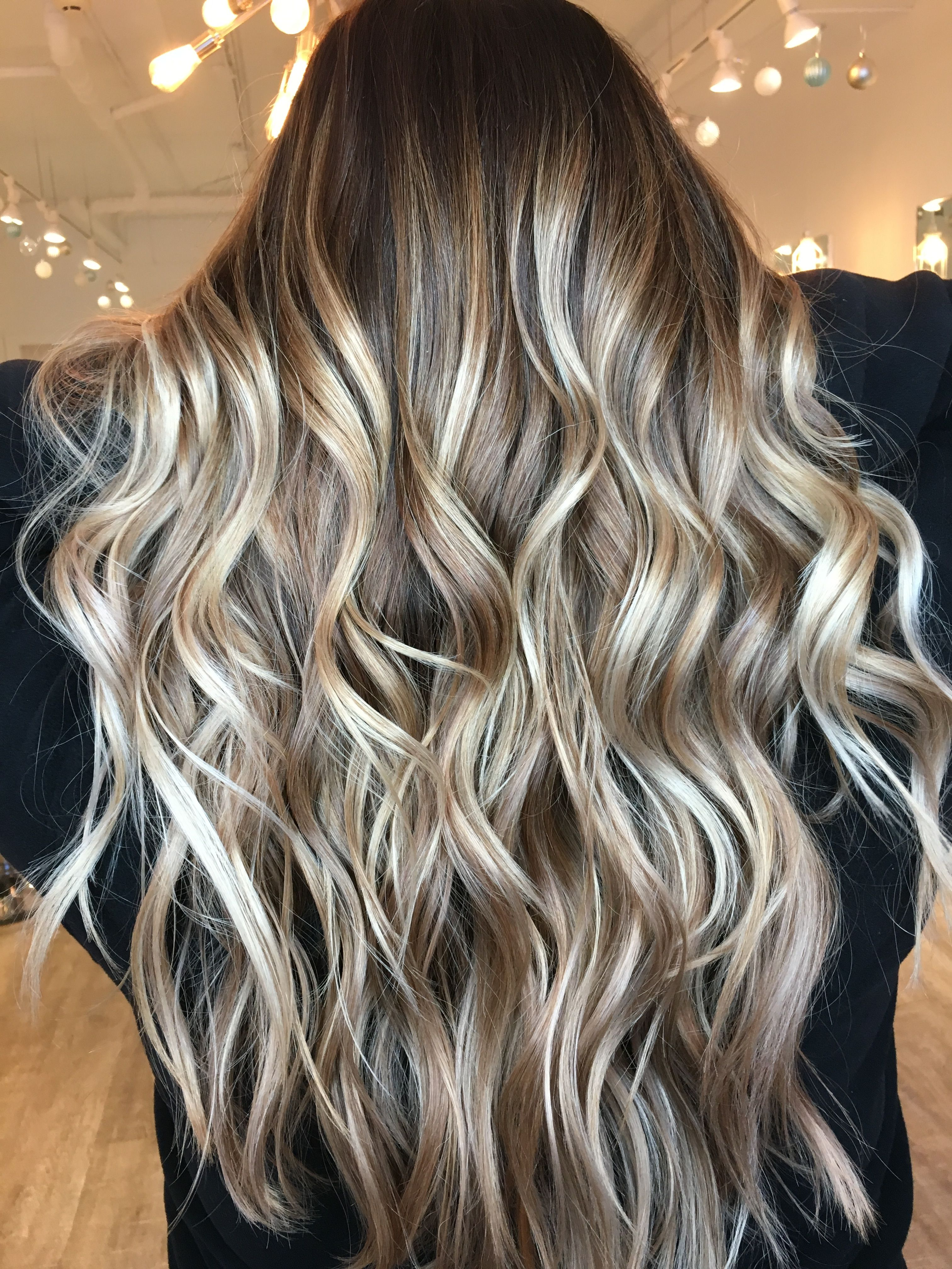 Pin By Brushedwithlove On Balayage In 2019 Balayage Hair