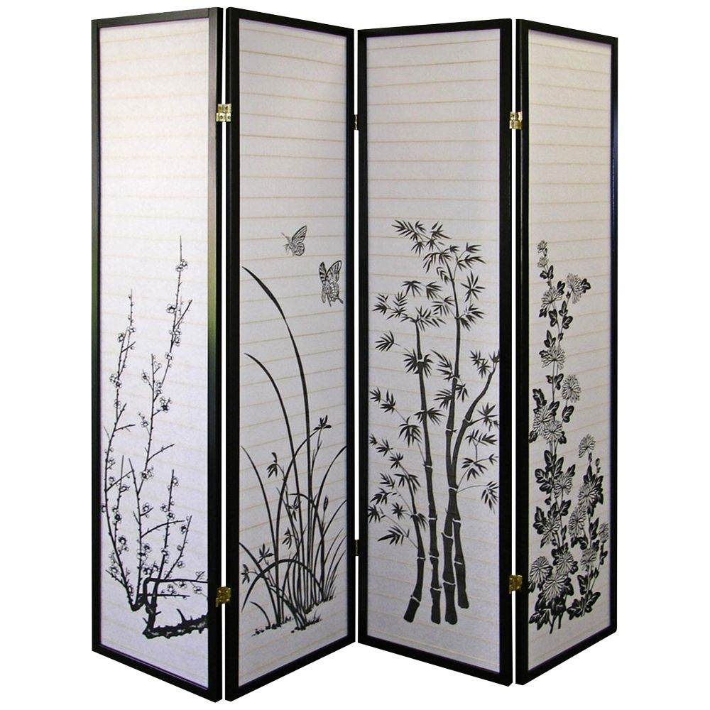 Pin By Andra Skrindzevska On 4 Panel Room Divider In 2021 Panel Room Divider Room Divider Screen Wood Room Divider