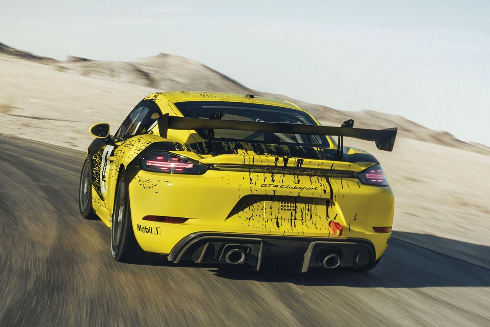 Itt az új Porsche ügyfélversenyautó AUTOBLOG