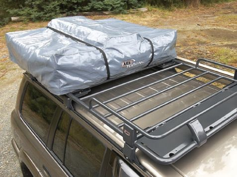 Trd Parts 4u Arb Touring Rack For Roof Top Tent 87x49 Roof Top