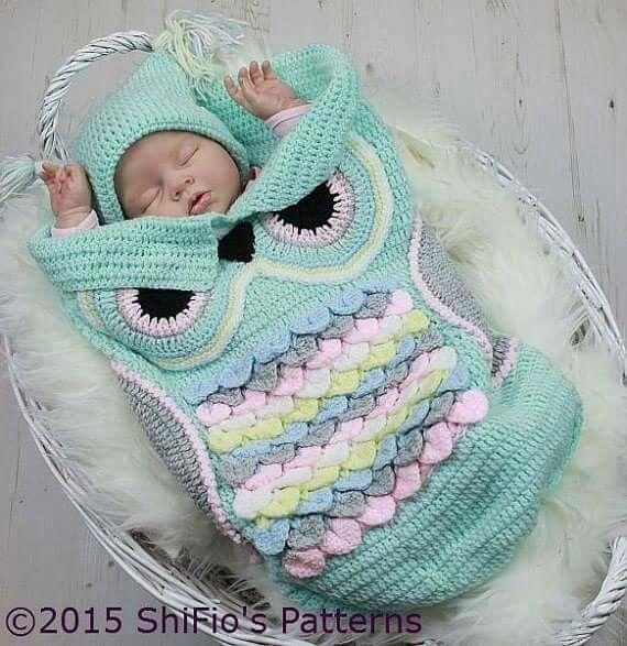 Crochet guagua