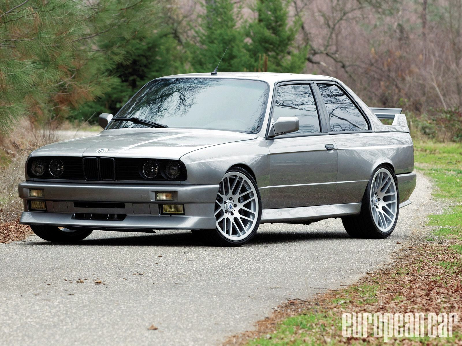 1988 BMW M3 Evolution II (E30)