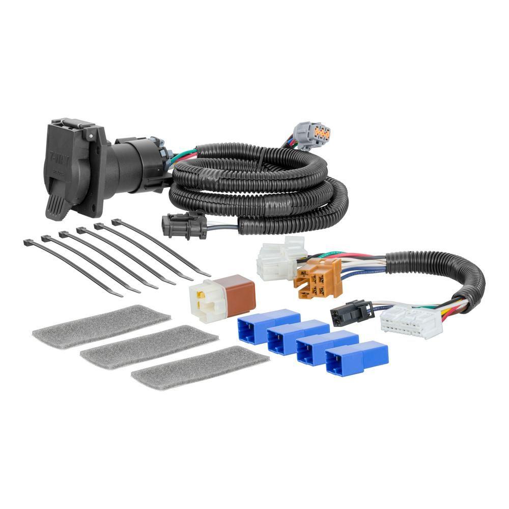 Curt 7 Pin Trailer Wiring | schematic and wiring diagram