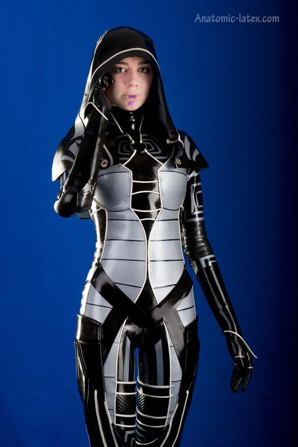Andromeda Latex als Kasumi Goto | Thomas Likes Latex ... Сузи Косплей