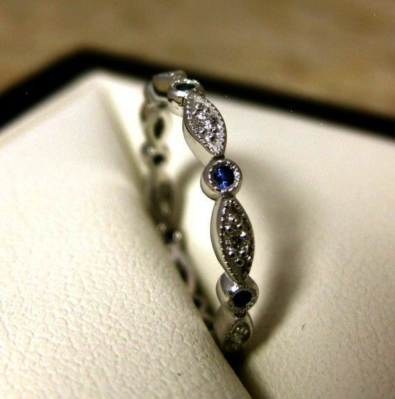 Neat    Sapphire Rings Osrs #cool | Sapphire Rings | Vintage silver