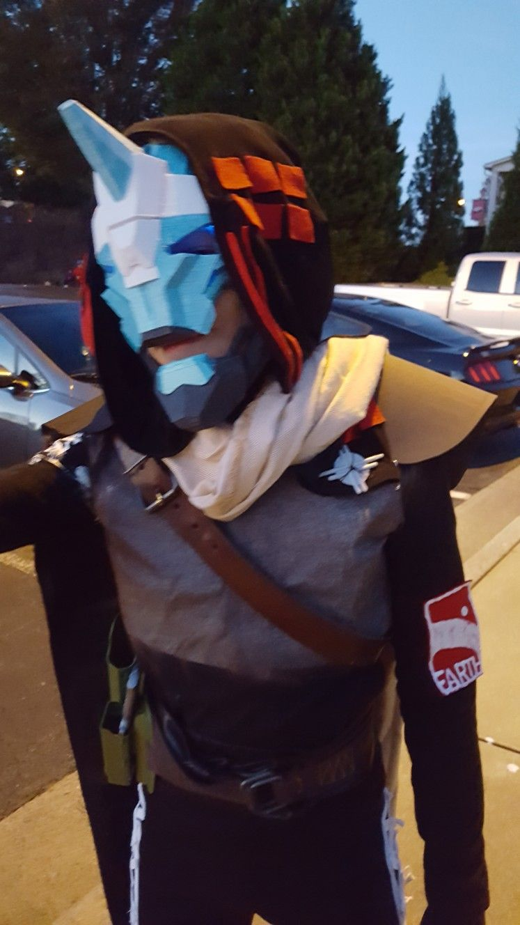 premium selection 53be3 a5ceb Cayde 6 from Destiny 2 costume I made
