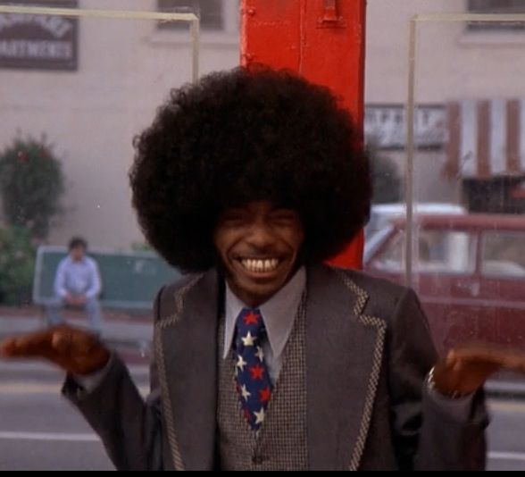 Franklin Ajaye As T.C./ The Fly In Car Wash
