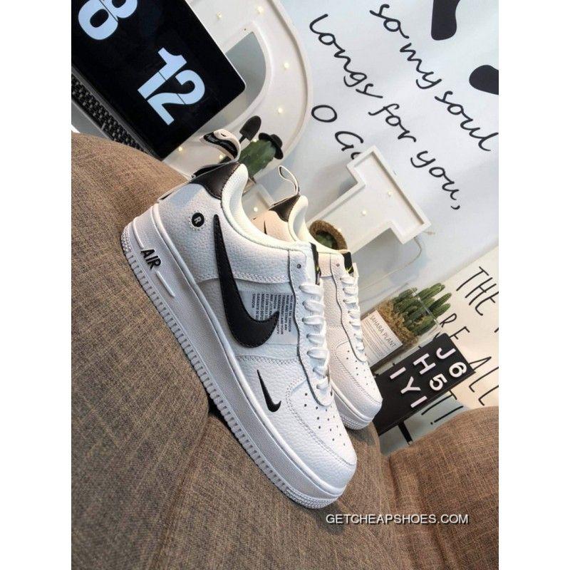 WomenMen Latest Nike Air Force One AJ7747 100 R Hook