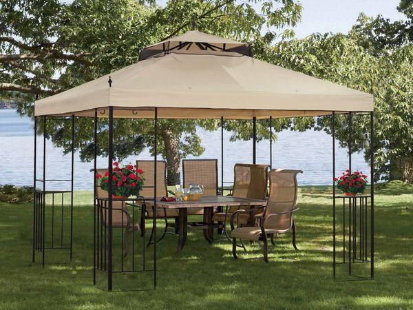 Canopy Tent Gazebo Model Best Patio Design Ideas Gallery