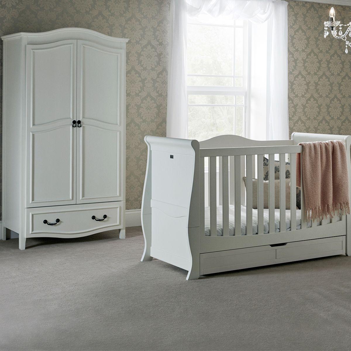 Windsor Nursery Furniture Range Ensembles Pour La Crèche Nurserie De Bois Meubles