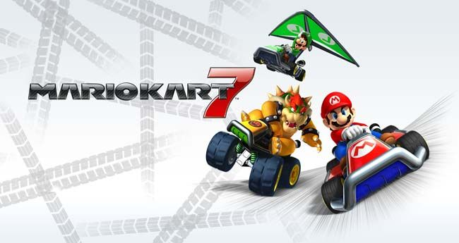 Mario Kart 7 Update 1.1 [Decrypted] 3DS (EUR/JPN/USA) ROM