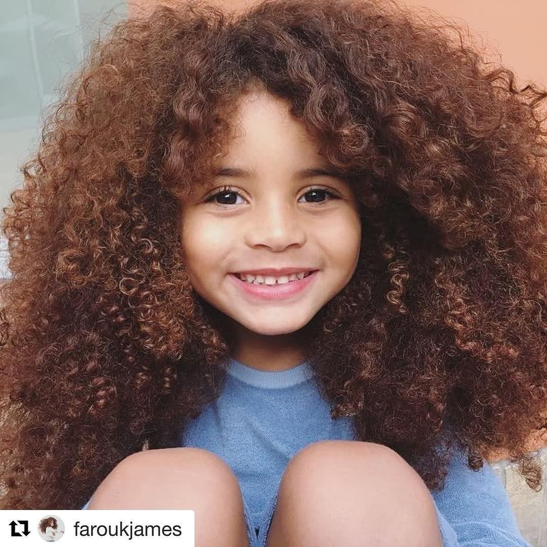 Instagram crianças pinterest hair inspiration
