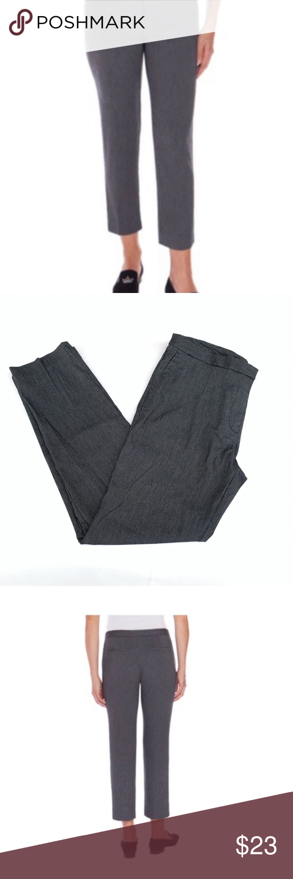 Mario Serrani Ladies/' Comfort Stretch Slim Fit Pants NWT