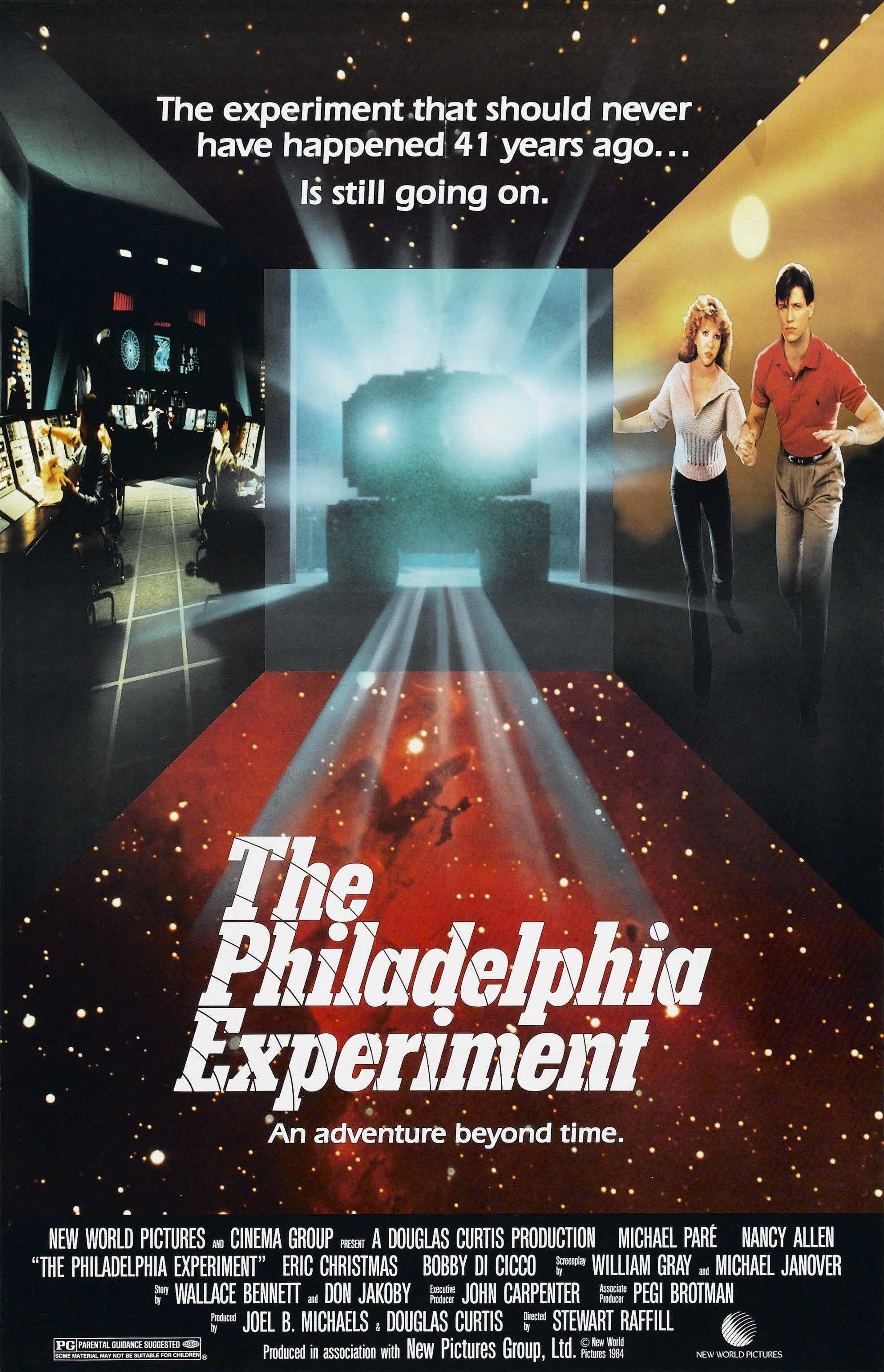 Pin By Luis Maria Leza Suarez On More Films Down The Years Philadelphia Experiment Philadelphia Experiment Movie Science Fiction Movie Posters