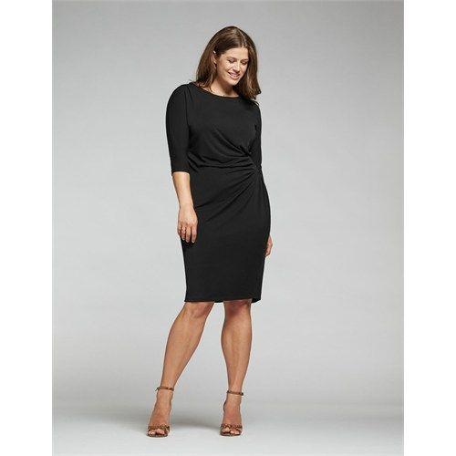 Melisita Mood Buyuk Beden Siyah Elbise Elbise Siyah Elbise Giyim