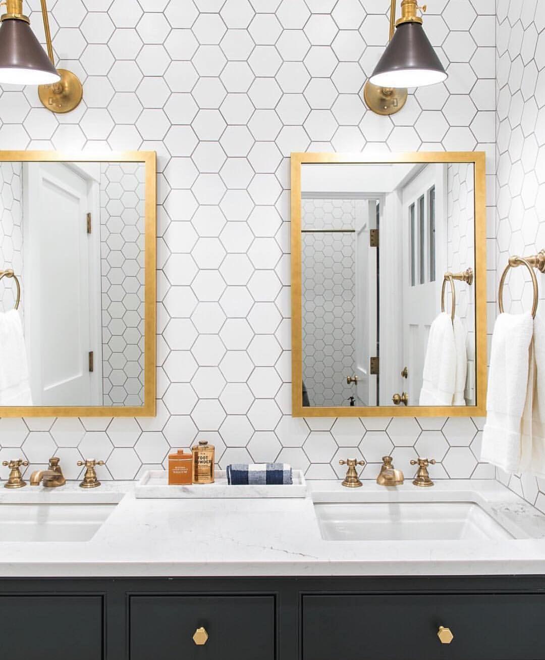 "Bathroom designs · 1,890 Likes, 20 Comments - Becki Owens (@beckiowens) on  Instagram: """