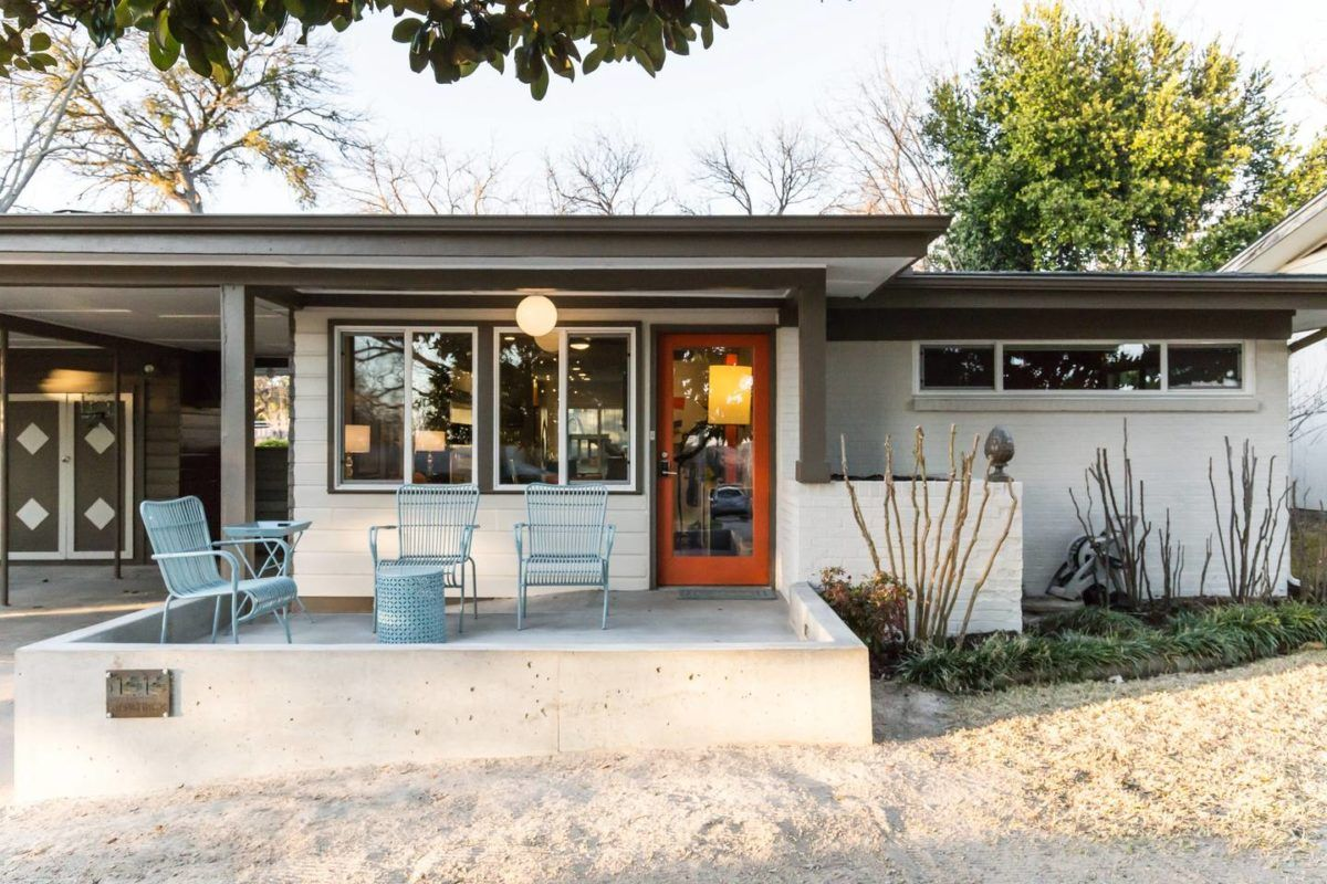 The Cutest Airbnbs In Dallas D Magazine House And Home Magazine Renting A House Home