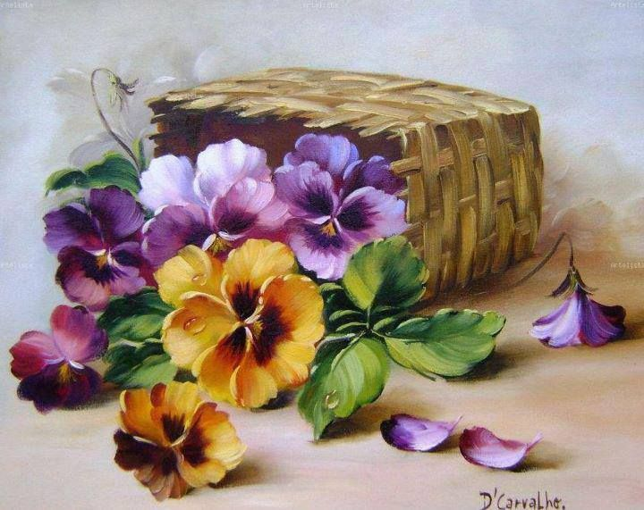 Image result for bunch pansies flower pinterest