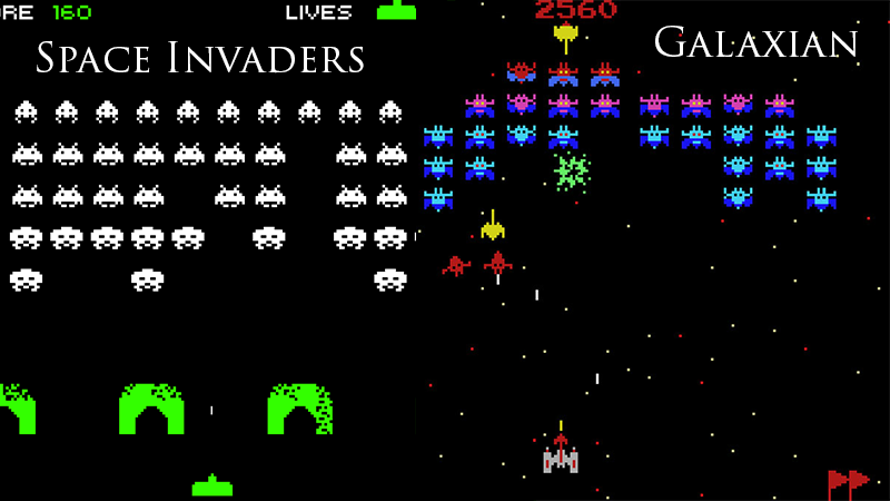 nes space invaders