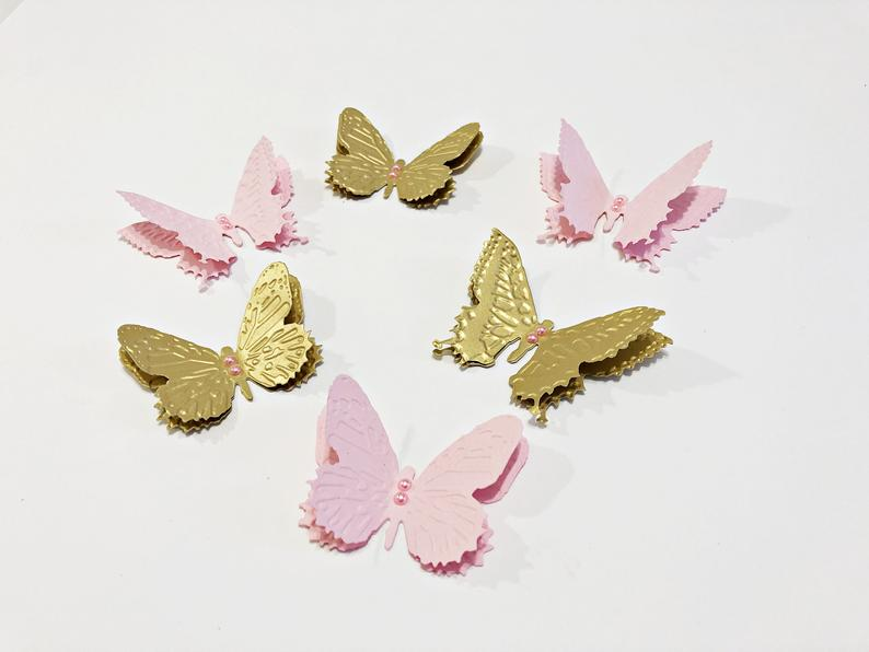 Pin On Butterfly Party