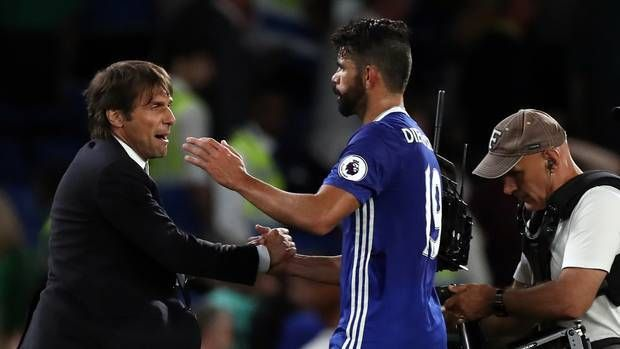 Diego Costa Siap Bayar Denda 15 Miliar Sebagai Permintaan Maaf Terhadap Klub Chelsea