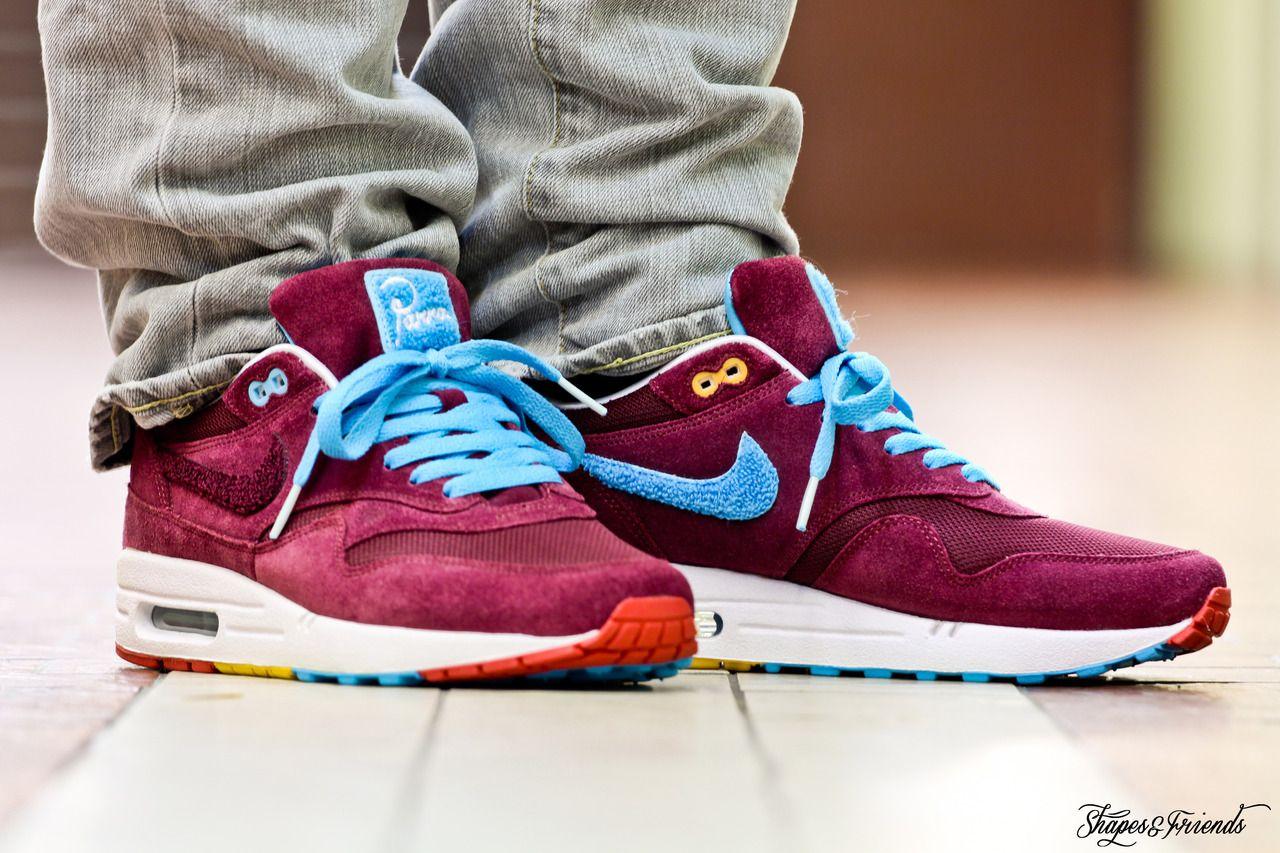 sports shoes 67d22 6ff96 Nike Air Max 1 Patta x Parra
