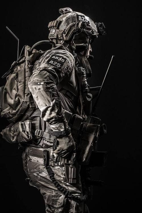 Pin by §paceCalvin on Military | Military special forces ...