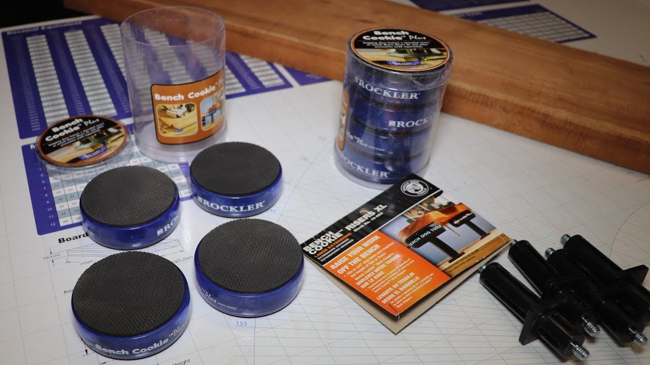 Trying Some Rockler Bench Cookies Tool Reviews Cookies Tools Bench