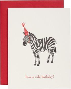 Kid S Party Idea Zebra Theme With Images Zebra Birthday