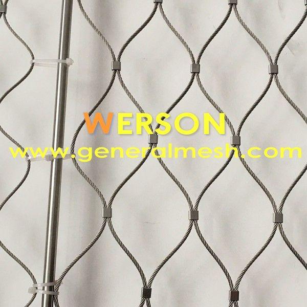 Hebei general metal netting Co.,ltd --China factory X-tend SS Bird ...
