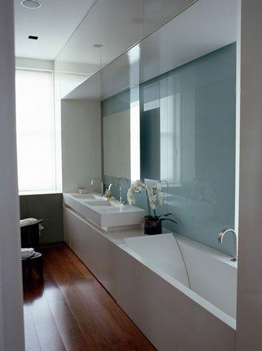 10 coole kompakte Badezimmerdesign-Inspirationen ✪ Badezimmer