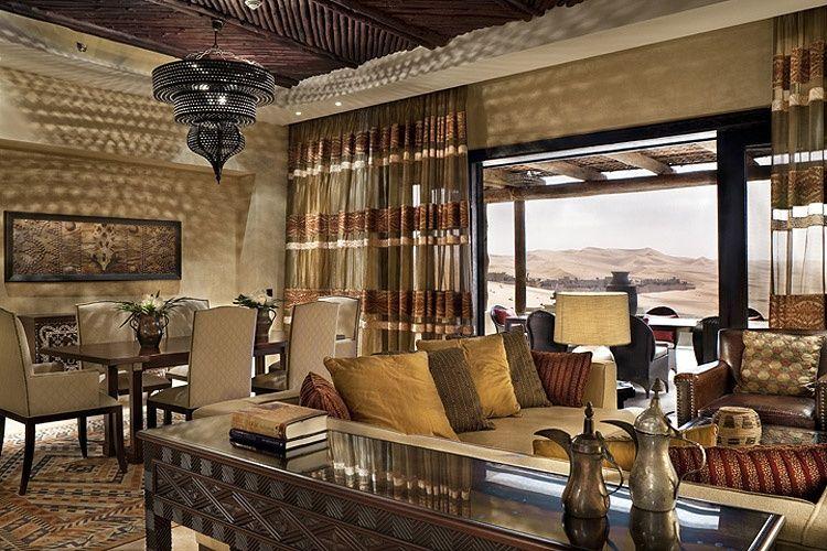 Qasr Al Sarab Desert Resort by HBA