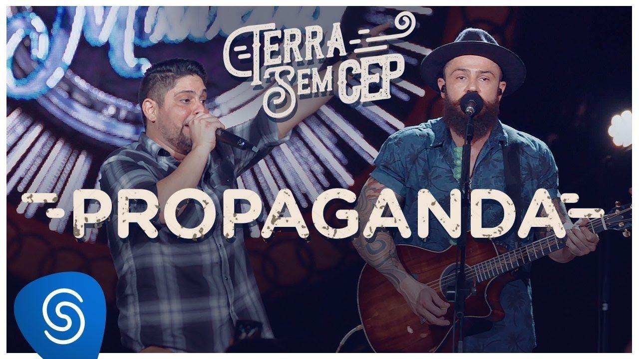 Jorge Mateus Propaganda Terra Sem Cep Video Oficial