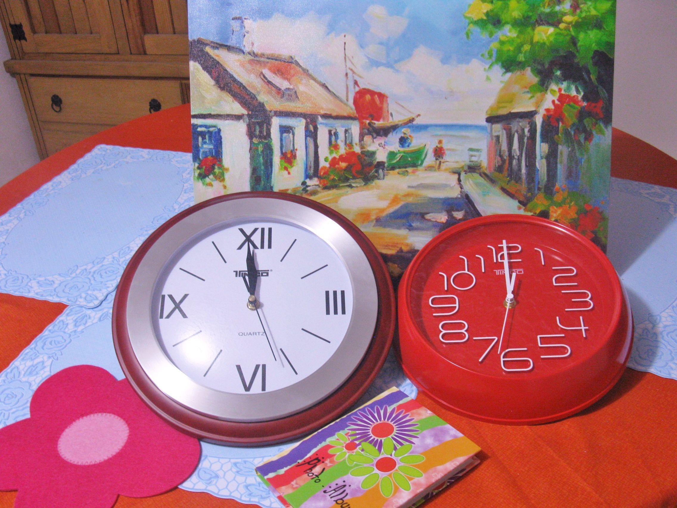 Reloj no marques las horas porque la Vida se acaba...