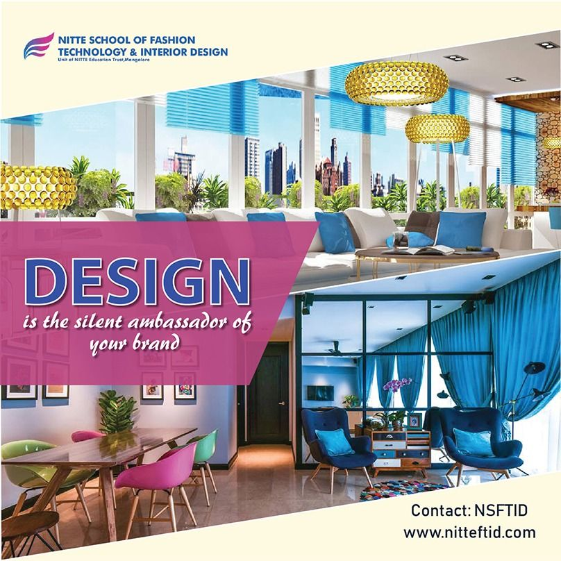 Interior Design Is The Ability To Transform An Ordinary Place To Beautiful Well Designed And Functiona Wellness Design Interior Design Interior Design Colleges