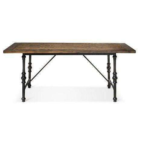 I MISS TARGET :*( $349 Bralton Dining Table   The Industrial Shop™