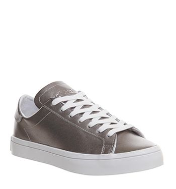Adidas Court Vantage Trainers Silver